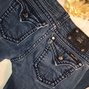 Miss Me 'Skinny' Jeans Size 27